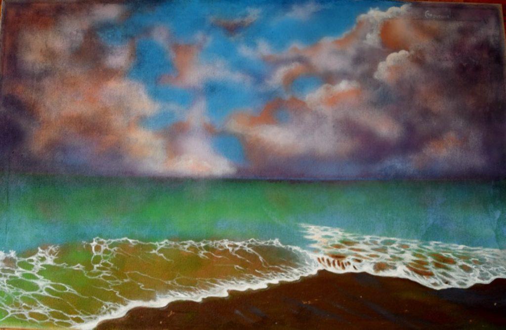 Silence of the ocean